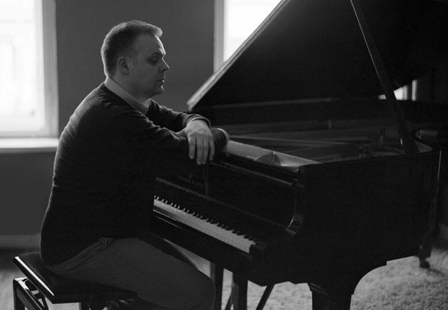 Hinrich Alpers - Konzert Klaviertage Unterelbe 2019