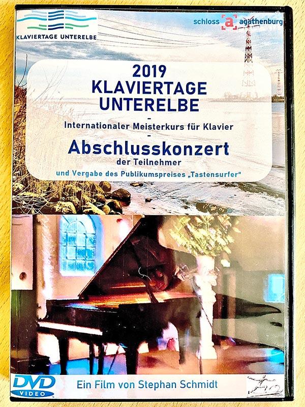 DVD Klaviertage 2019